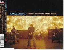 NICKELBACK - Feelin' way too damn good CDM 3TR Enh EU Release 2004 Roadrunner