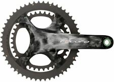 NEW 2020 Campagnolo RECORD 12 Speed Ultra-Torque Carbon Crankset 53/39t: 175mm
