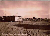 FORTE DEI MARMI - Scorcio di Spiaggia - VIAGGIATA NEL 1954 - Rif. 872 PI
