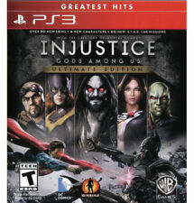 Injustice: Gods Among Us -- Ultimate Edition (Sony PlayStation 3, 2013)
