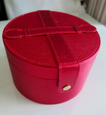 New Red Round Box Case from Elizabeth Arden