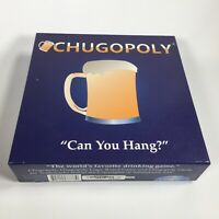 Chugopoly - The World's Favorite Drinking Game - Beer Board Game For Adults Only