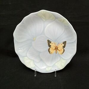 ❤ Lenox BUTTERFLY MEADOW Sculpted Canape 7 5/8 Plate