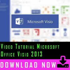 Video Tutorial Microsoft Office Visio 2013