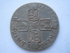 1711 Queen Anne Sixpence NVF