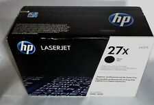 HP C4127X 27X Hi Cap 10k Lj 4000 4050 Negro Caja marcada C PIX Original Sellado