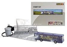 FALLER H0 Car System 161499 MB 0405 Nachtbus (Startset)