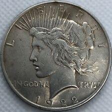1922 Peace Dollar 90% Silver Dollar US Ungraded Coin Circulated