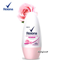 23bee6594 1 x 50 ML. Rexona Roll On FRESH ROSE Advance Whitening Women Deodorant 48 Hr