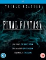 Final Fantasy - The Spirits Within / VII Advent Niños / XV - Kingsglaive Azul