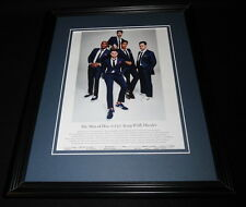 The Men of How to Get Away With Murder Framed 11x14 Photo Display
