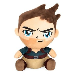 Uncharted Stubbins Plush - Nathan Drake | Official Gaming New