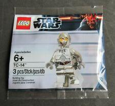 LEGO Star Wars Set 5000063 Chrome TC-14 Polybag (New & Sealed)