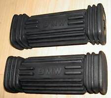 1983-85 BMW K-75 K-100 PAIR of foot peg rubbers, very high quality!  02541