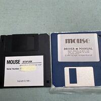 "Computer Software 1993-1997 Install Program Disk Driver Manual 3.5"" Floppy VTG"