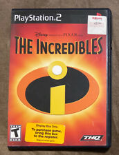 New listing The Incredibles Sony PlayStation 2 Ps2 ~ Complete! Works Great! Fast Shipping!