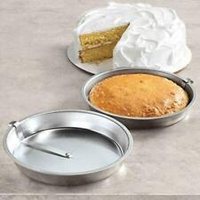 Set of 2 Cake Pans with Easy Release
