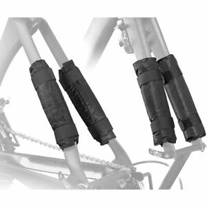 SciCon Front Fork and Seat Stay Pad Kit - 4-Pieces