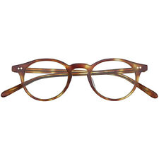 Montatura per occhiali da vista rotondi Epos Efesto 2 BL hoya lens clear new g8oxc