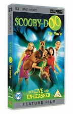 Scooby Doo The Movie PSP UMD PlayStation Video Game UK Release