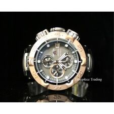 Invicta Subaqua Noma V A07 Valgranges Automatic Chrono Grey Dial SS Men's Watch