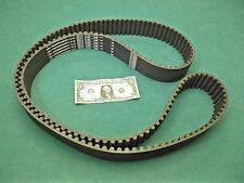 Cogged Timing, Belt, Gates, 2450-14M-55, Pitch 14mm, Width 55mm, Length 2450mm