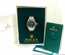 Rare Rolex 5512 Submariner Pointed Crown Guard UnderlineTropical Dial