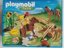 Playmobil Farm 5767, Ages 4 and up New in Sealed Box