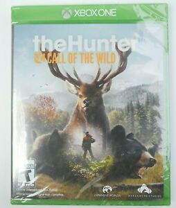 NEW The Hunter: Call of the Wild Xbox One. Brand New - SEALED