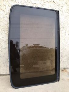 Sunroof Glass with Factory Tint 1990-1995 Toyota 4Runner OEM Sun Roof