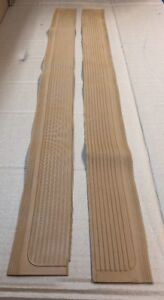 W107 Palomino Colored Sill Plate Rubbers