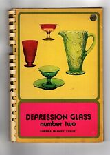 DEPRESSION GLASS number two by Barbara McPhee Stout c 1971