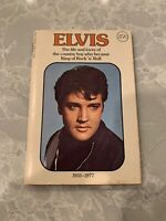 VTG 1977 ELVIS PRESLEY The Life and Loves Dell Purse Book King of Rock n' Roll