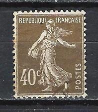 France 1924 type semeuse fond plein Yvert n° 193 oblitéré 1er choix (3)