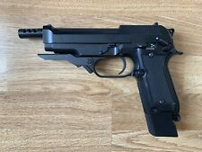 Airsoft - Beretta M93 R - CYBERGUN - AEP TYPE + BATTERY & CHARGER, GEARBOX ISSUE