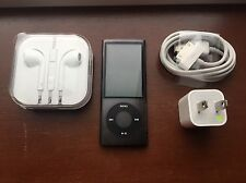 Apple iPod nano 5th Generation Black (16GB) Excellent Condition