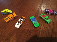 HOT WHEELS 1983 CAL CUSTOM 74 BLOWN CAMARO Corvette Truck Lot Of 6