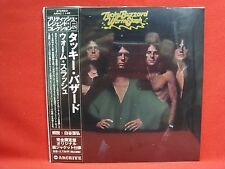 TUCKY BUZZARD Warm Slash JAPAN Mini LP CD 1971 2nd Fuzzy Duck Rolling Stones