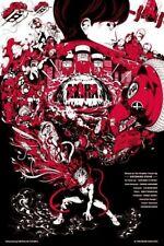"Man-Tsun Tsang - Akira (Variant) - 24 x 36"" Screen Print"