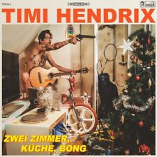 TIMI HENDRIX - 2 ZIMMER,KÜCHE,BONG  CD NEU