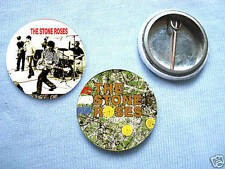 Badges/Pin Stone Roses Memorabilia