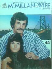 McMILLAN & WIFE: SEASON 1  DVD NEW Rock Hudson Susan Saint James