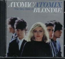 BLONDIE - Atomic / Atomix (The Very Best Of) - 2xCD Album *Hits**Collection*