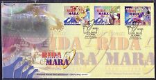 2000 Malaysia 50th Anniversary RIDA to MARA 3v Stamps FDC (Kuala Lumpur Cachet)