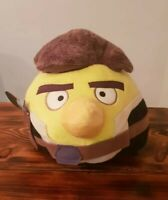 Official Star Wars - Angry Birds -  Han Solo - Plush Toy