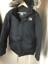 The North Face Gotham III Mens A33RG-JK3 Tnf Black Insulated Down Jacket Size L