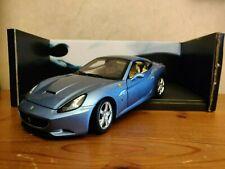 1:18 Ferrari California - ELITE - BLUE - LTD EDITION - SOLD OUT -  with box