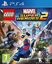 Jeu Ps4 LEGO Marvel Super Heroes 2