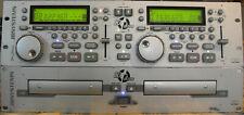 JB System CD-850, Doble Reproductor CD DJ (CD-Player DJ) CD-RW