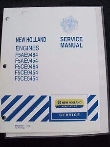 NEW HOLLAND T4020 T4030 TD5030 T4030F T4040F T4030V T4040V TK4030 TRACTOR ENGINE